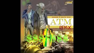 Alkaline - ATM Remix (Feat Shatta Wale)