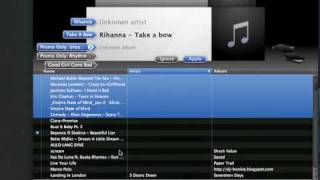Organize your Itunes Library! (SongGenie)