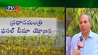 Experts Suggests Farmers To Utilize Fasal Bheema Yojana( PMFBY) | Annapurna | TV5 News