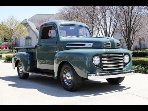 1948 ford f1 pickup truck for sale youtube. Black Bedroom Furniture Sets. Home Design Ideas