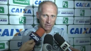 Goias: Silvio Criciúma projeta confrontos contra o Atlético nas semifinais do Goianão