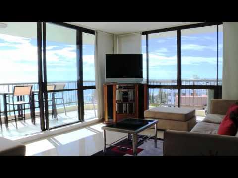 Sunrise Penthouse Apartment - Seaview Resort Mooloolaba Accommodation