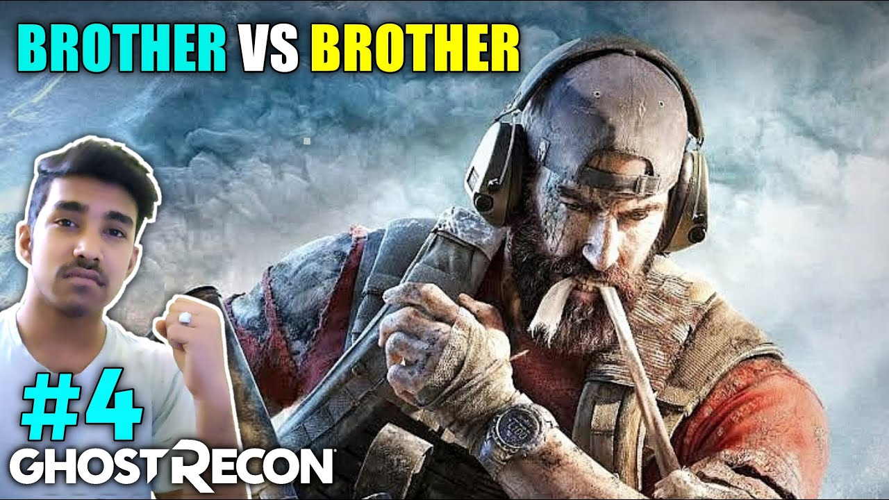 FIGHT WITH WALKER & RESCUE SKELL   GHOST RECON BREAKPOINT GAMEPLAY #4