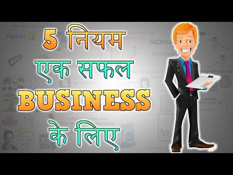 HOW TO STARTUP A SUCCESSFUL BUSINESS – Motivational Video in HINDI