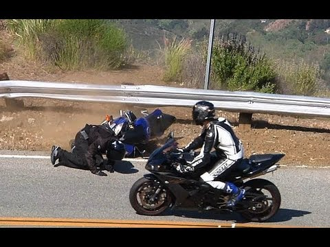 Motorcycle Crash Compilation