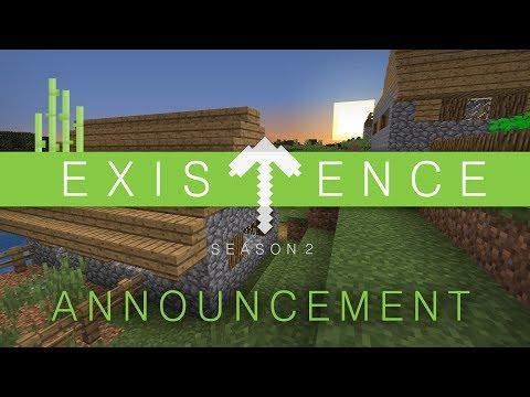 Existence Season 2 Announcement!