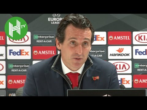 Arsenal 0-0 Sporting | Unai Emery: Our thoughts are with Danny Welbeck - he is in hospital