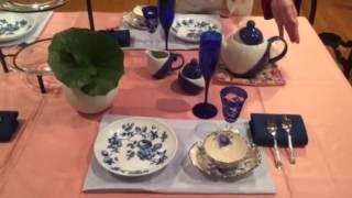 第3回 稲見和子テーブルコーディネート講座 テーブルコーディネート 検索動画 15