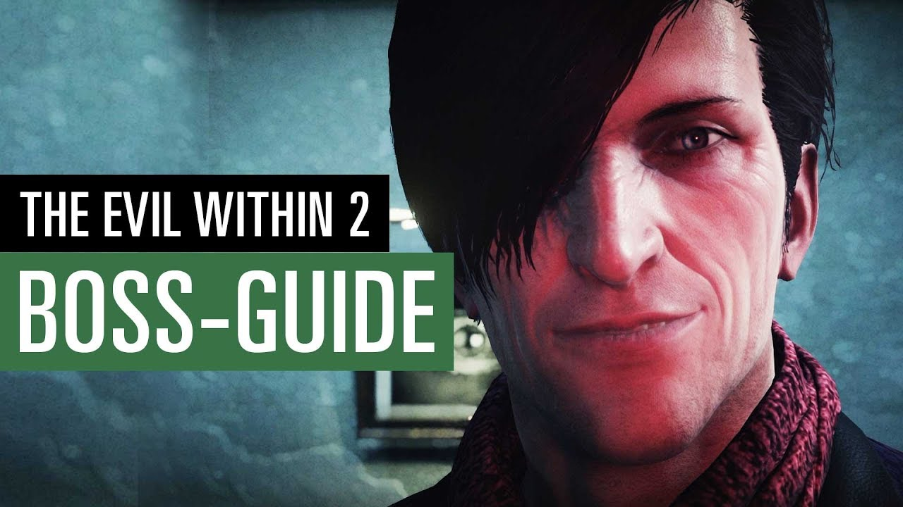 The Evil Within 2 Obscura: The Evil Within 2: Boss-Guide