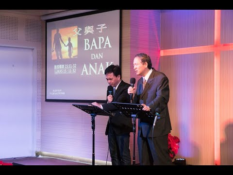 EXODUS BOLCC Father's day message by Rev Lim