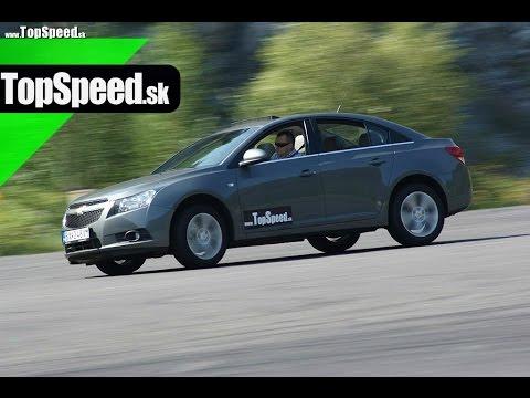 Test Chevrolet Cruze Lt Topspeed Youtube
