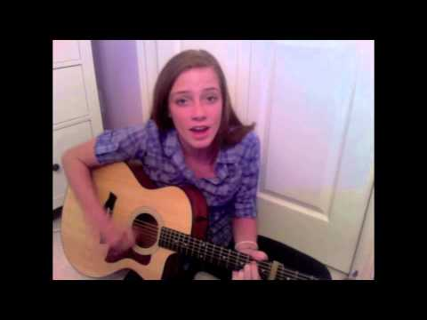 Taylor Swift- I'm Alright (Cover by: Erin Boyle)