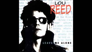 Lou Reed live in Akron, Ohio, 1976