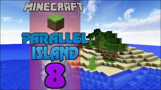 Minecraft: Parallel Island - Епизод #8 (Ultra Hardcore Survival)