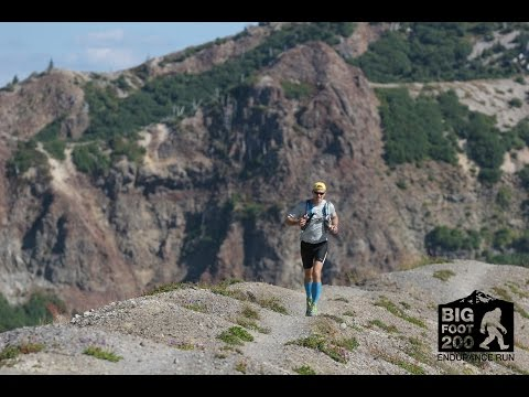 Bigfoot 200 Endurance Run - Hardest Ultra in the USA? Documentary Kerry Ward