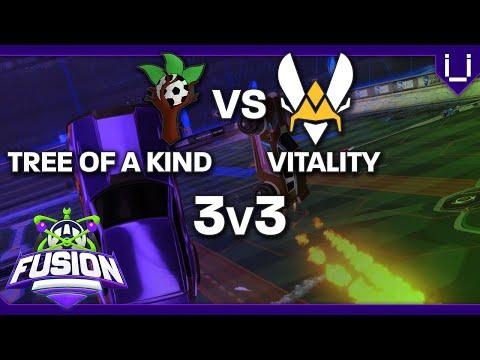 FUSION EU Day 1 | Tree of a Kind vs Vitality | 3v3 Quarter Final