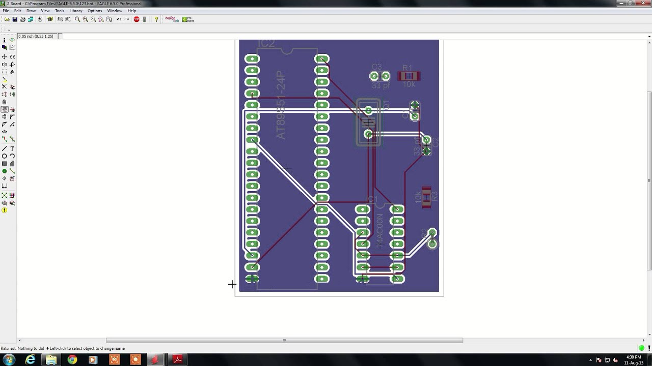Comfortable Pcb Design Eagle Ideas - Electrical Circuit Diagram ...
