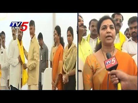 Butta Renuka Face To Face   TV5 News