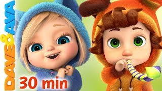 Gambar cover 💟 Baby Songs | Nursery Rhymes & Kids Songs by Dave and Ava 💟