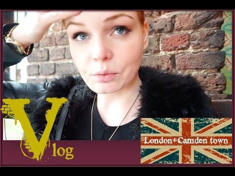 Vlog Londyn plus Camden