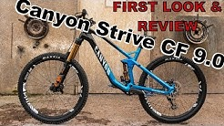 Canyon Strive CF 9.0 2018 Review/erster Eindruck (Deutsch/German)