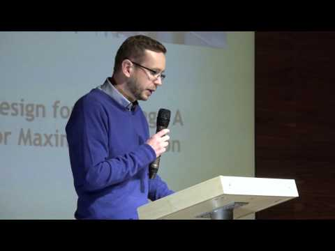 Universal Design for Learning—A Paradigm for Maximum Inclusion | Terence Brady | TEDxWestFurongRoad