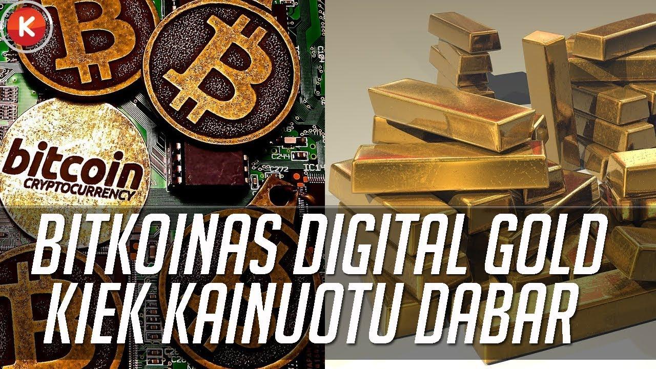 bitkoinas kas tai