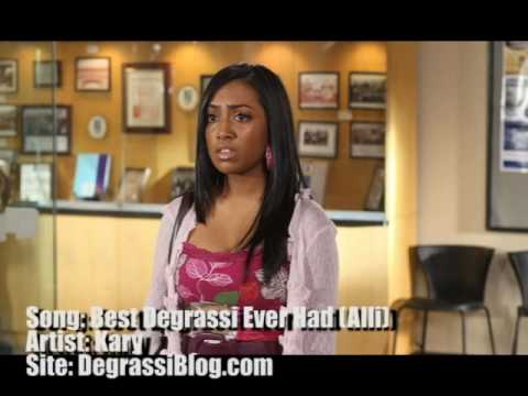 Best Degrassi Ever Had (Alli) - YouTube