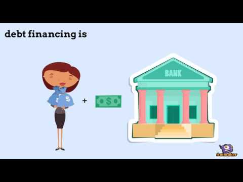 debt and equity financing in business