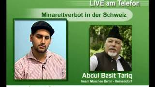 Aspekte des Islam - Die Gefahr des Minaretts 4/6