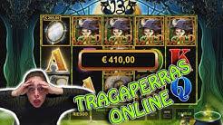 TRAGAPERRAS ONLINE - 13 - Starvegas (Novomatic) - Jugamos 200€