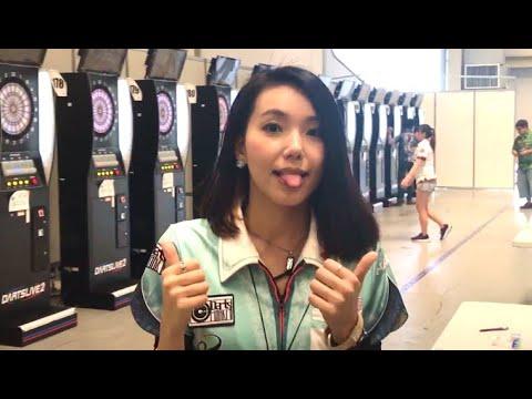 香港第一女鏢手 梁雨恩 Cathy Leung