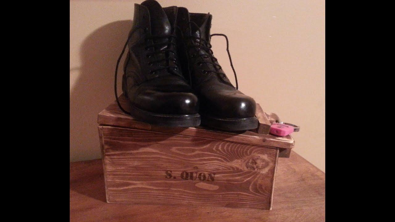 Shoe Shine Box -- Summers Woodworking 2x4 Challenge ...