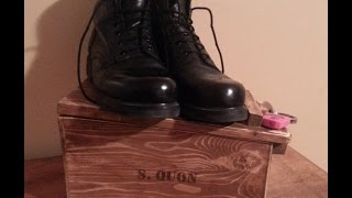 Shoe Shine Box -- Summers Woodworking 2x4 Challenge Contest