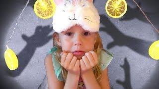 Stacy e histórias assusradores para crianças