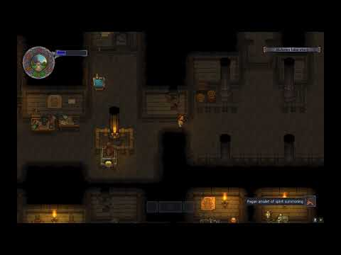 Graveyard Keeper - Game Of Crone: The limp ghost |