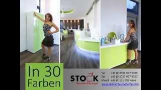 Co working office Büromöbel für Teamarbeitsplätze in Agenturen und  Time Sharing office stations