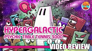 Review: Hypergalactic Psychic Table Tennis 3000 (Steam) - Defunct Games