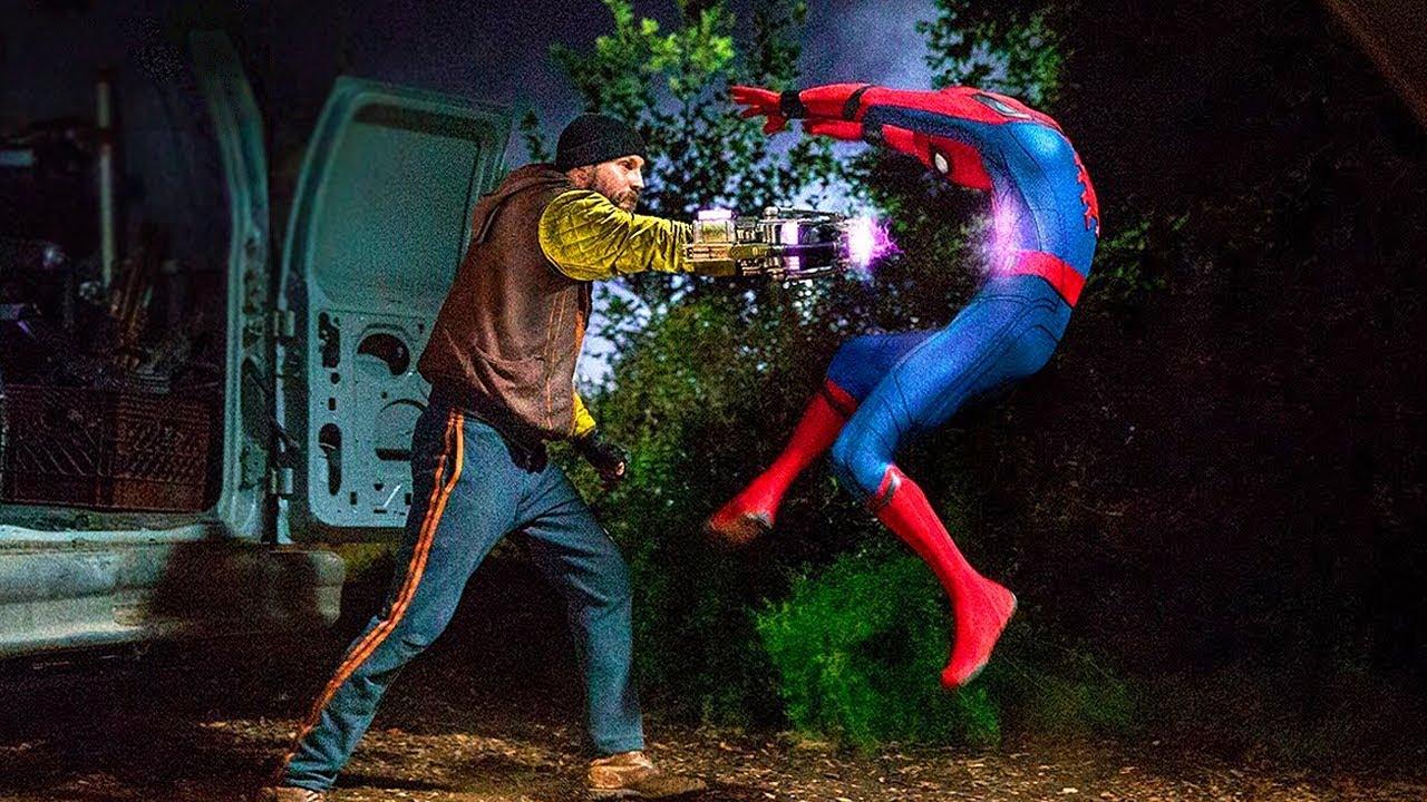 Человек-паук против торговцев оружием / Человек-паук ...