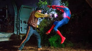 Человек-паук против торговцев оружием / Человек-паук: Возвращение домой (2017)