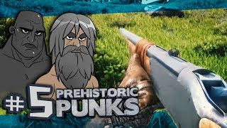 ARK Prehistoric Punks #5 - Big Game Hunters