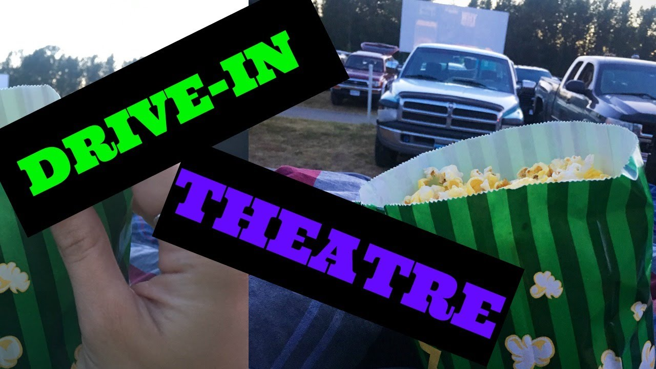 Drive In Movie Theatre From Riverdale Fashion Craze Youtube