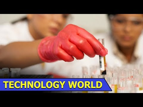 New Carbon Fiber Fishing Rod | Medical Advancements In The 21St Century | Technology World | Ep 38