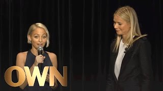 Nicole Richie on Overcoming Your Fears | Pearl xChange | Oprah Winfrey Network