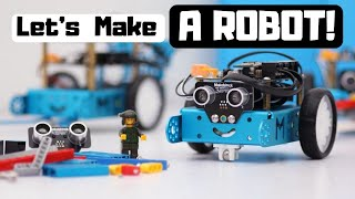 How to Make a Robot? Robotics for Beginners and Kids   Part 2 of 4