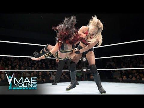 Rhea Ripley vs. Miranda Salinas - First Round Match: Mae Young Classic, Aug. 29, 2017