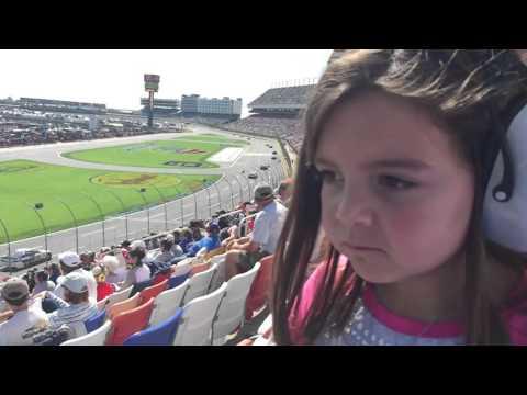 500 Mile Vlog at Charlotte Motor Speedway - RYEBREADS