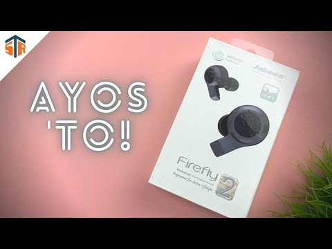 JABEES FIREFLY 2 (Touch) – Ang Waterproof Na Earphones!