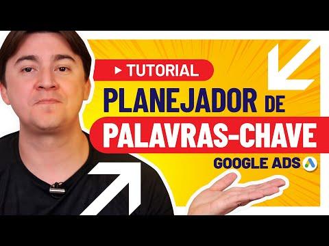 COMO USAR O NOVO PLANEJADOR DE PALAVRA-CHAVE DO GOOGLE ADS