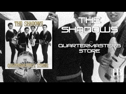The Shadows - Quartermaster's Store - YouTube